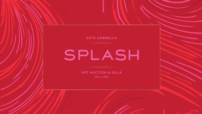 Arts Umbrella makes a Splash with charitable art auction & gala