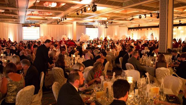 Bacchanalia Gala Dinner and Auction