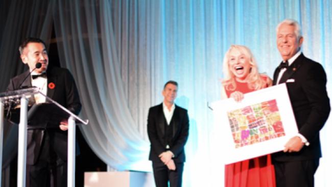 Arts Umbrella's iconic Splash art auction and Gala