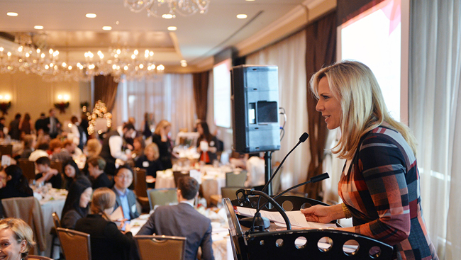 Women Against Multiple Sclerosis luncheon