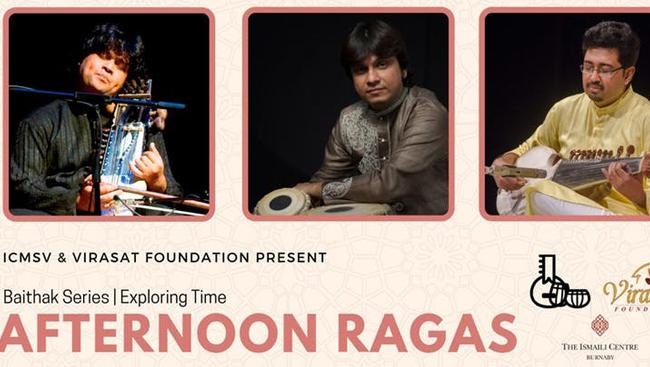 Baithak Series | Afternoon Ragas
