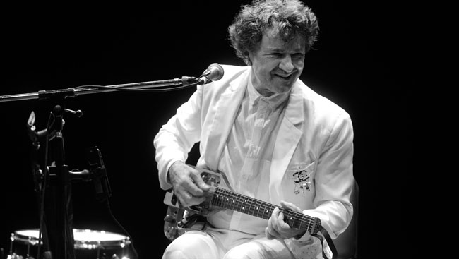Balkan Superstar Goran Bregović Ignites to perform at the Chan Centre