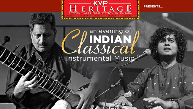 Historic Indian Classical Music Concert at RiverRock !