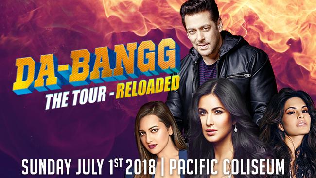 Salman Khan's Star-Studded DA-BANGG TOUR Is Coming To Vancouver