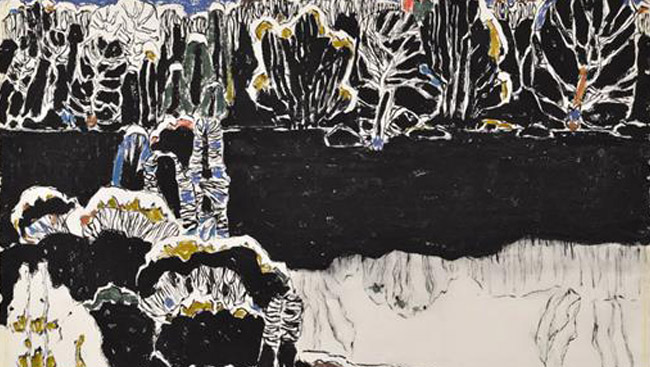 The Vancouver Art Gallery presents the Canadian premiere of David Milne: Modern Painting