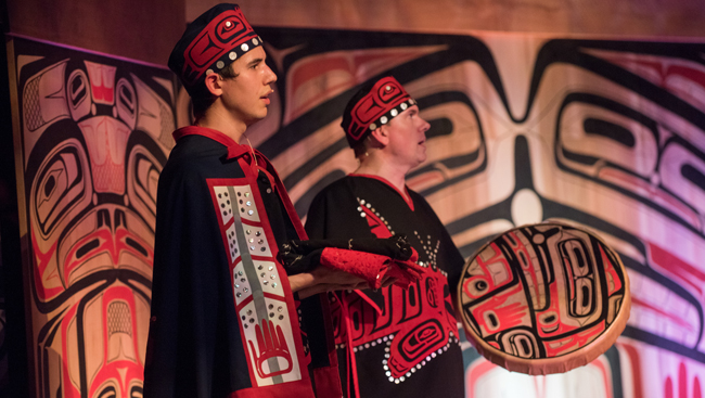 11th  Coastal First Nations Dance Festival Showcases Indigenous Stories, Song & Dance