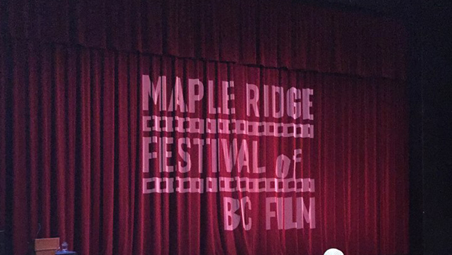 Maple Ridge Festival of BC Film