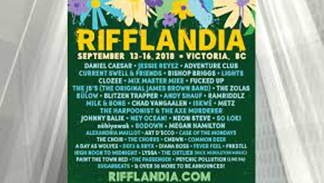 Rifflandia Music Festival
