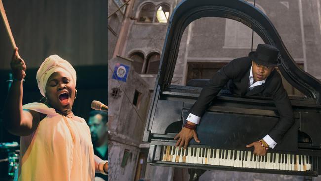 Vancouver Welcomes Vocalist Daymé Arocena & Pianist Roberto Fonseca