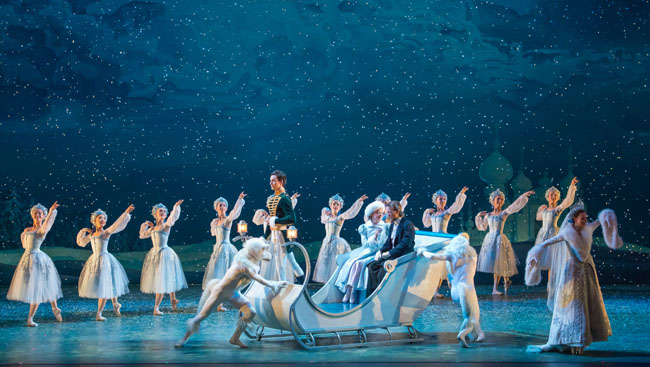 Alberta Ballet's The Nutcracker returns to Vancouver