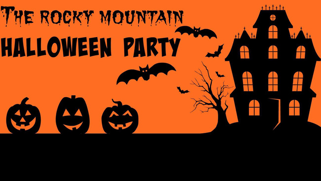 Rocky Mountain Halloween Party for Families
