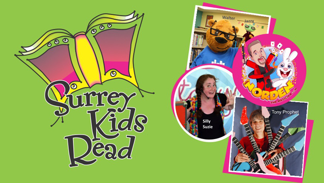 Surrey Kids Read