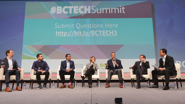 B.C.'s biggest tech event returns with thought leaders, game-changing tech