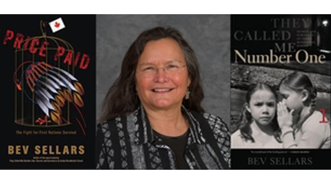 Meet Award-Winning Aboriginal Author, Bev Sellars