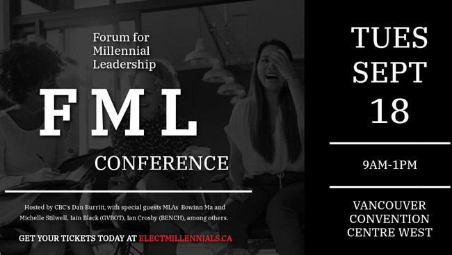 Forum for Millennial Leadership Conference