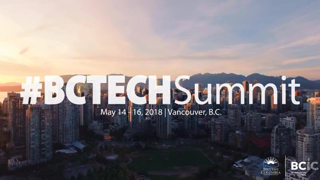 #BCTECH Summit takes place in May