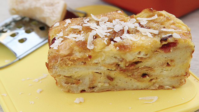 Savory Bread Cakes