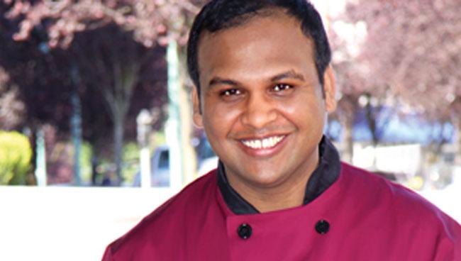 Chef Abhishek Roy