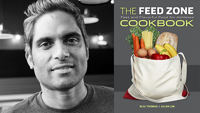 Chef Biju Thomas: Creating Healthy Meals Everyday