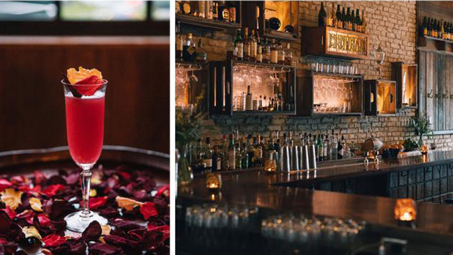 Fee the Love with a Valentine's Dinner at Crowbar