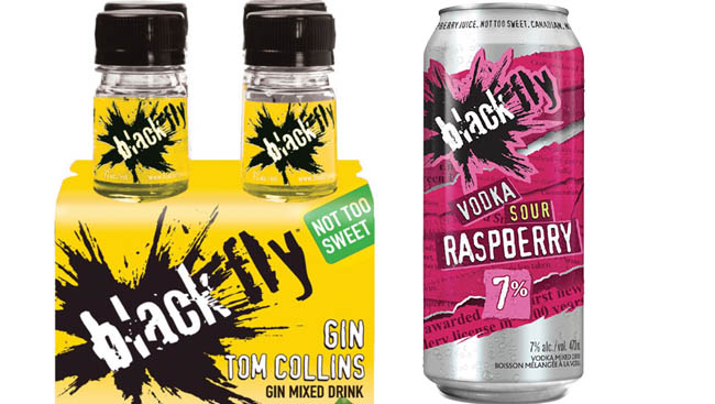 Spring is Black Fly season with the launch of two hot new flavours