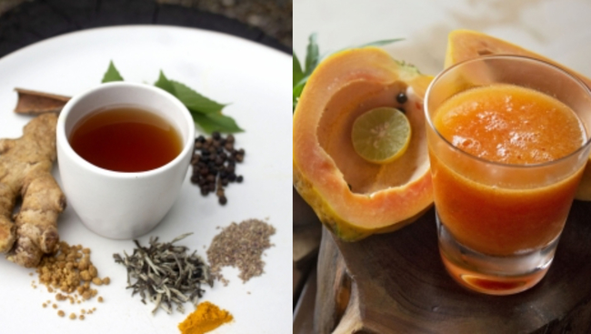 Traditional blends to boost immunity naturally