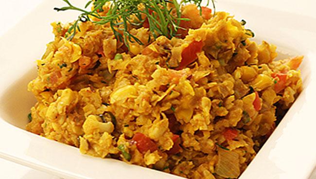 Makai Gobhi Masala by Chef Sokhi
