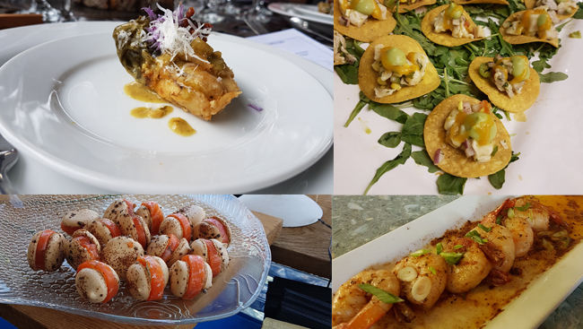 Best seafood creations tasted at BC Shellfish & Seafood Festival 2017