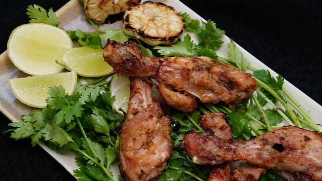 Tangdi Kebab by Chef Manjit Gill