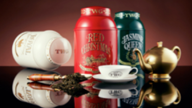 TWG Tea introduces Holiday Collection