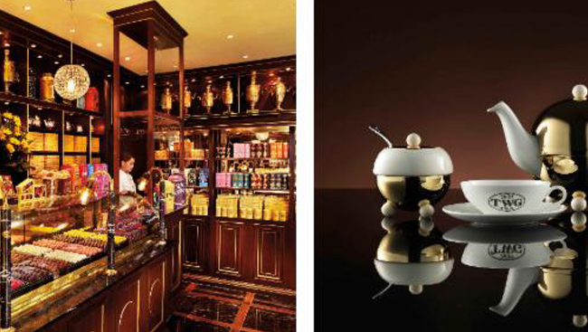 Lifestyle Brand TWG Tea Announces North American Debut