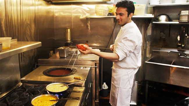 I Want More People To Try Indian Food: Vikas Khanna