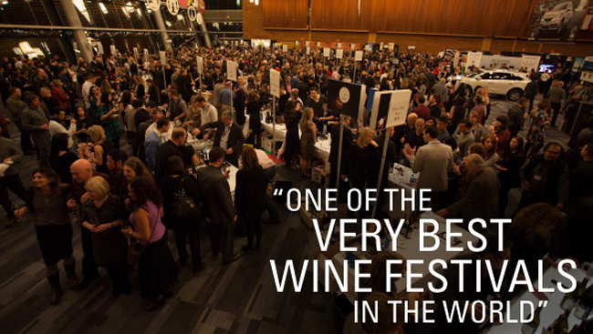 VIWF to showcase largest selection of Canadian wineries ever