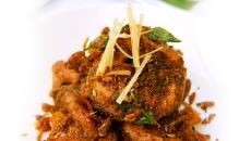 Quail Chetinad By Chef Kumar Mahadevan