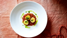 Scallops With Tomato Chutney Ingredients
