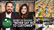 WATCH: Meet Yogi Chawla of Yogi's Kitchen- Number 1 Meal Delivery Service