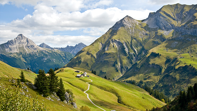 An Austrian Affair