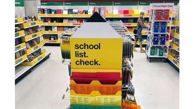 COVID-19 reshapes and reduces back-to-school spending