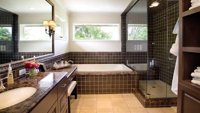 Bathroom Remodel: Looking For Bargains Can Offset Expensive Taste