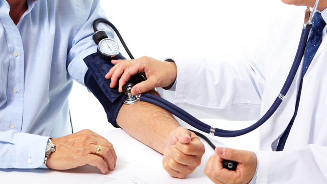 A Five Minute Blood Pressure Check Could Save Your Life
