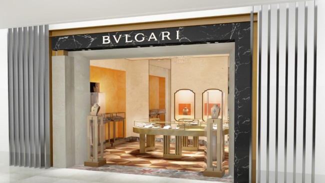 Bvlgari opens at Holt Renfrew Vancouver