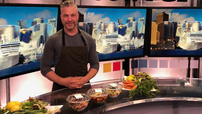 Vancouver's top chefs bring hottest culinary trends to Vancouver Fall Home Show