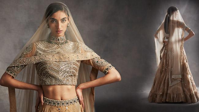 A Summer Romance by Designer Bhumika Sharma