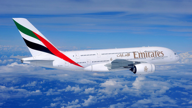 Emirates offers special Economy and Business class sale from Western Canada
