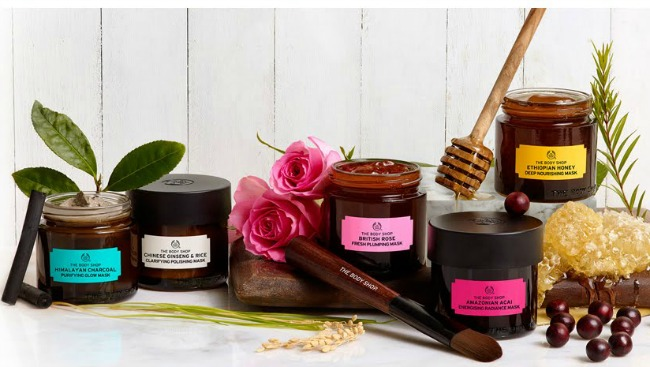 Check Out The Body Shop's Exciting Range of Products for the Holiday Season!