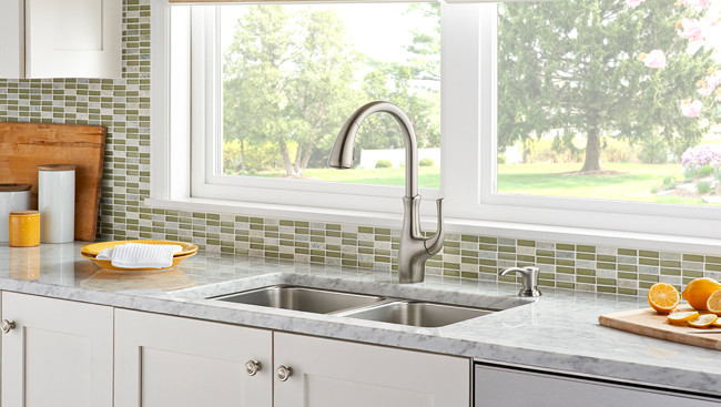 What faucet best matches your kitchen's style