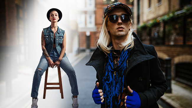 Gender-Free Fashion