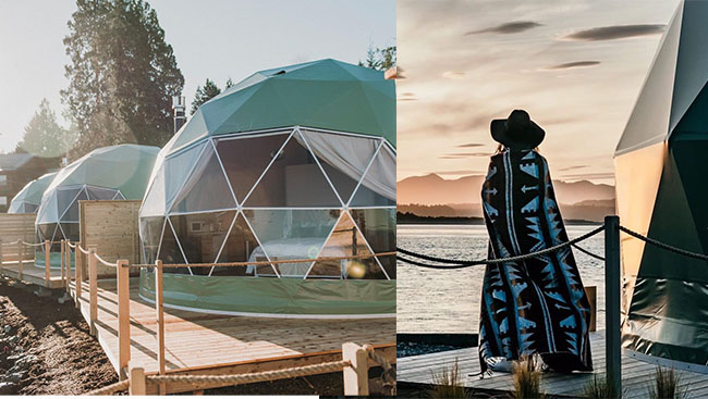 4 Cozy Glamping Getaways