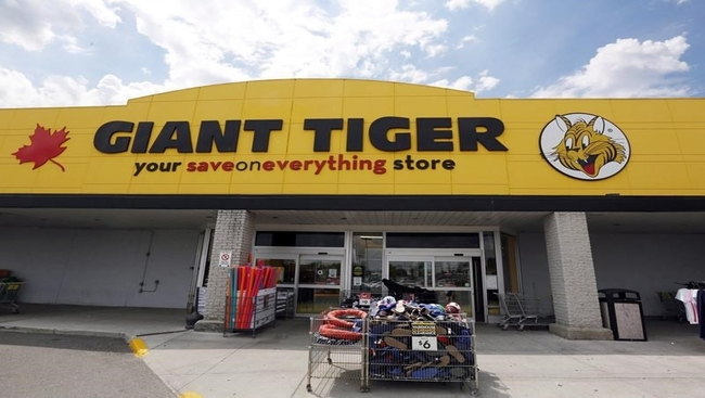 Giant Tiger increasing store count to 300