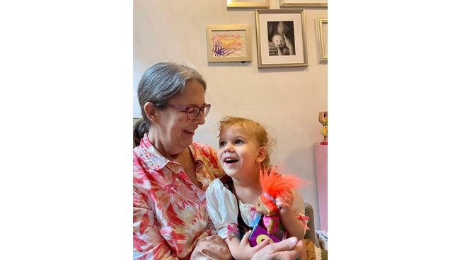 Working families enlist grandparents to help with the kids